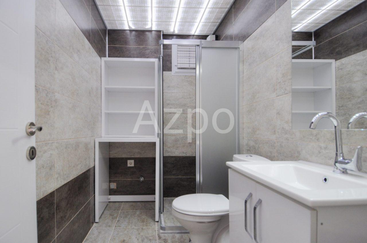 Двухкомнатная квартира в центре Алании - Фото 18