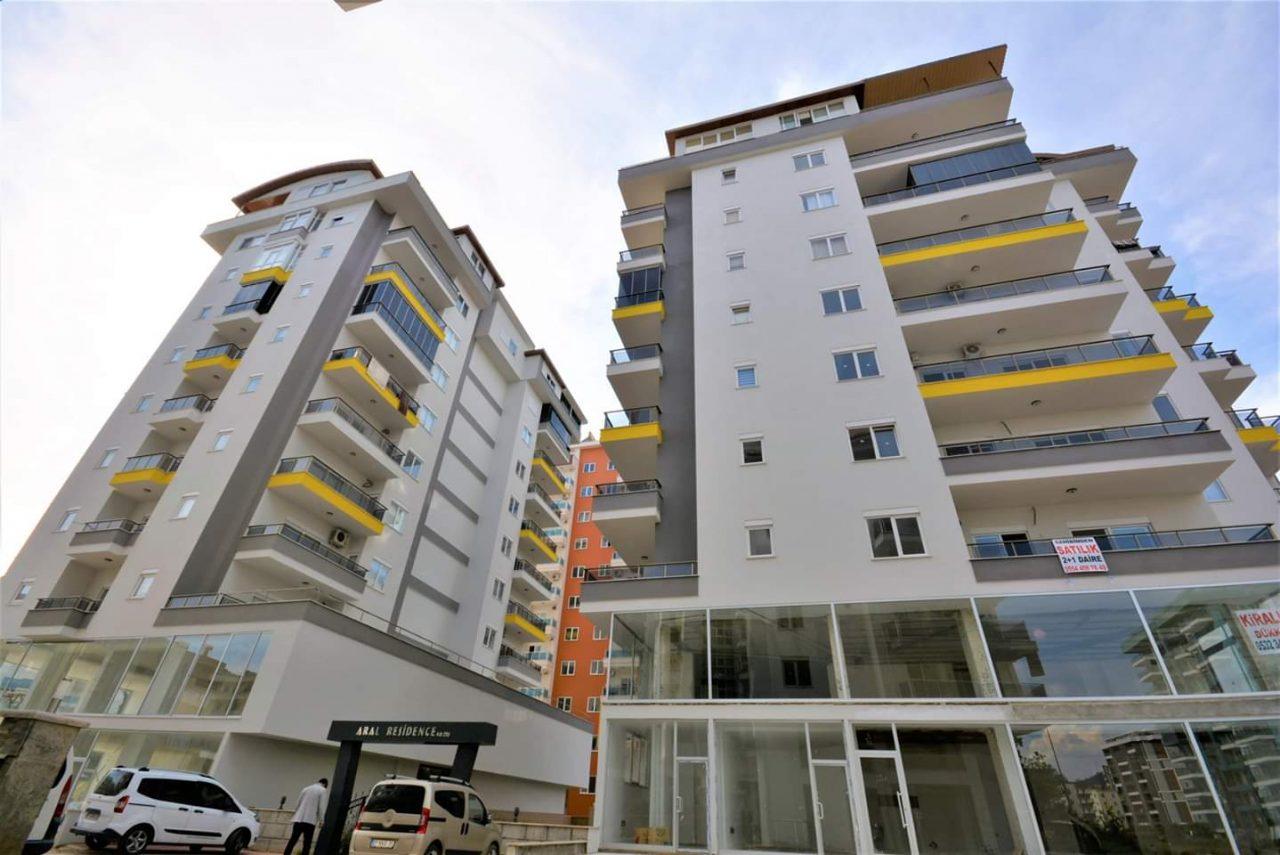 Пентхаус планировки 3+1 районе Махмутлар - Фото 40