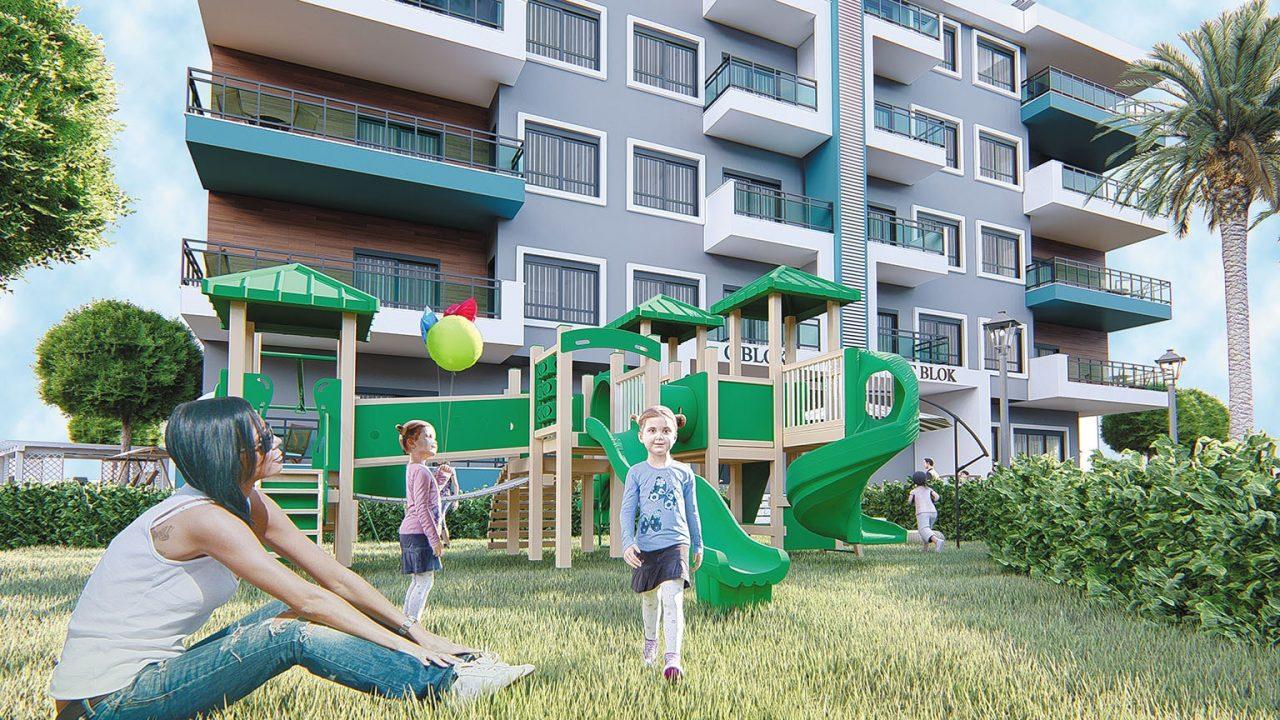 Инвестиционный проект с рассрочкой в районе Оба - Фото 7