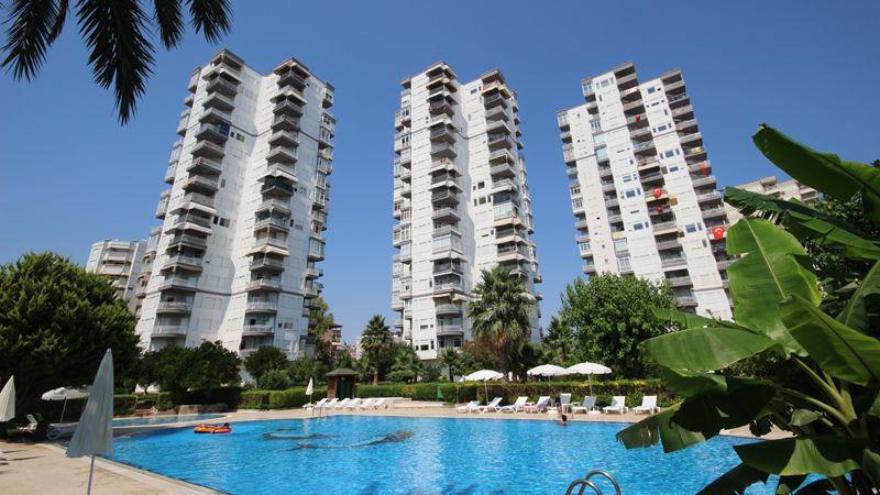 Апартаменты 3+1 в центре района Лара - Фото 1