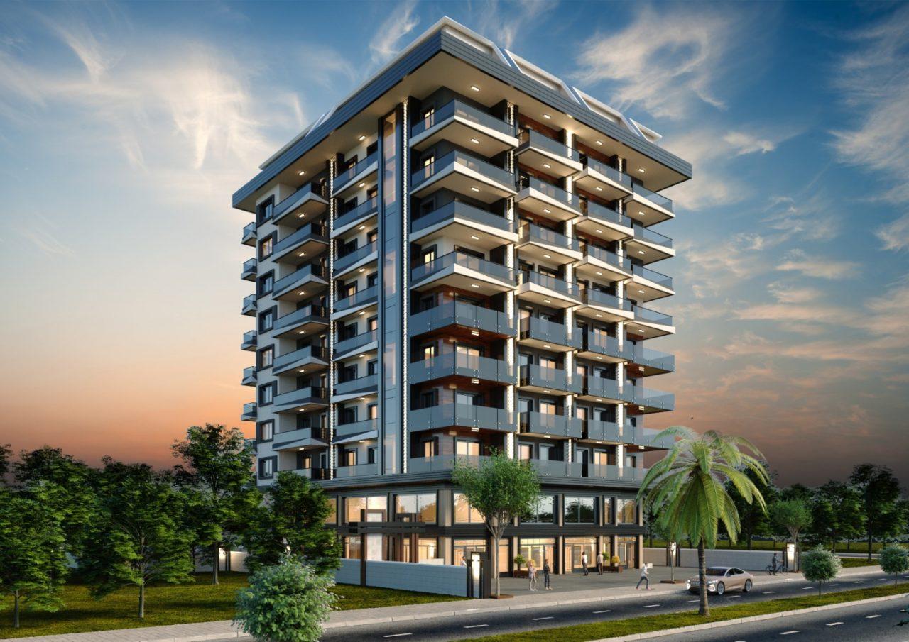 Апартаменты различных планировок в Махмутларе - Фото 3