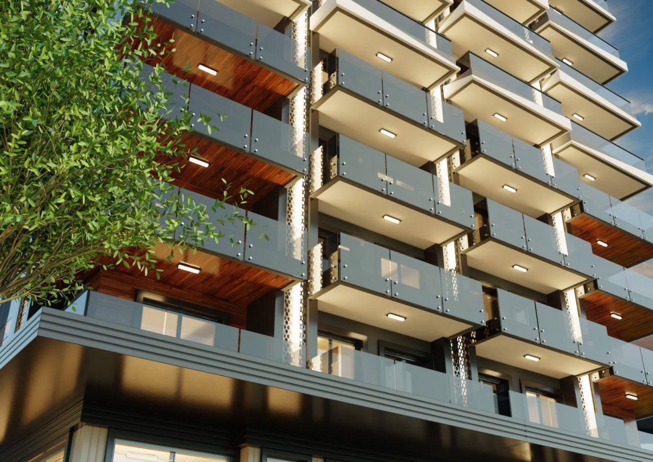Апартаменты различных планировок в Махмутларе - Фото 6