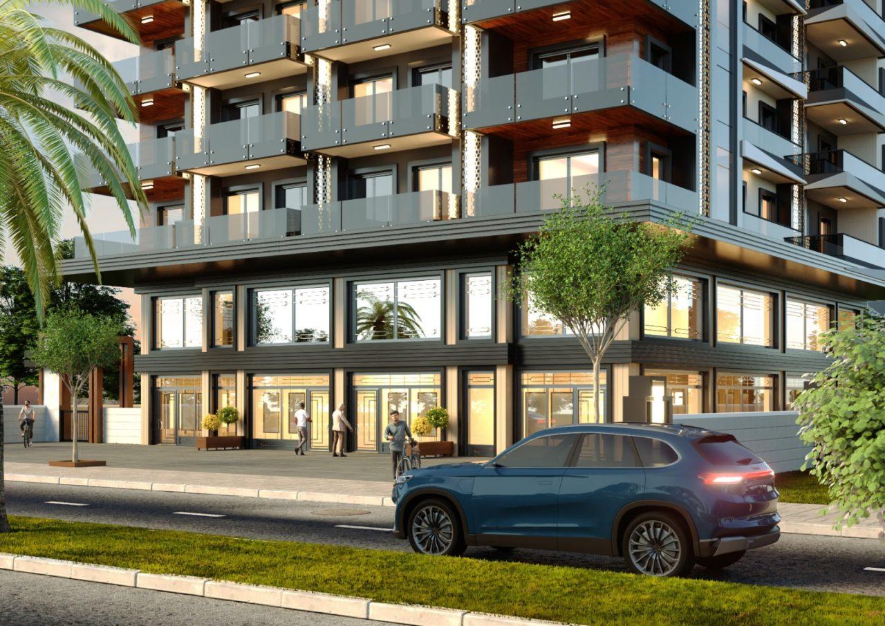 Апартаменты различных планировок в Махмутларе - Фото 7
