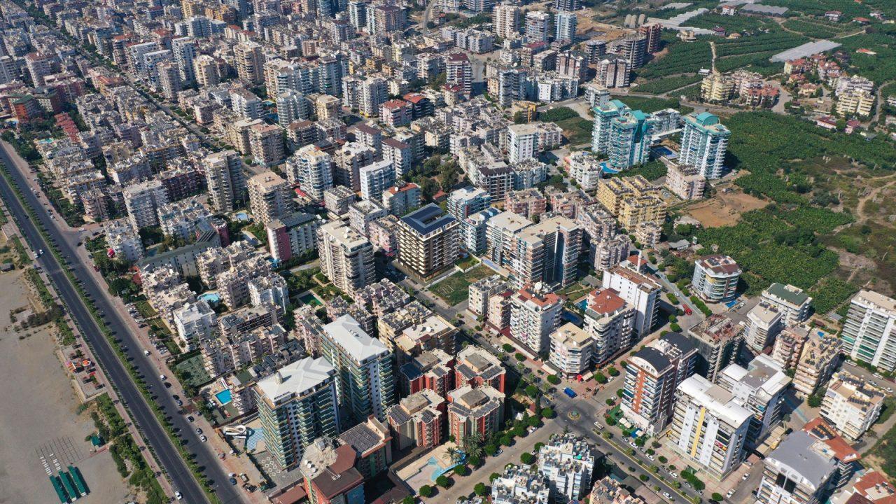 Апартаменты различных планировок в Махмутларе - Фото 8