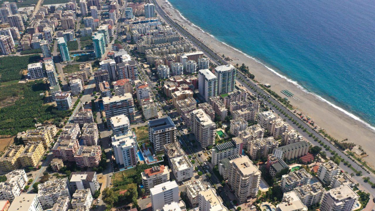Апартаменты различных планировок в Махмутларе - Фото 9
