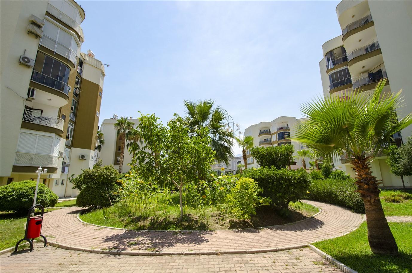 Квартира 1+1 с мебелью в районе Лиман Коньяалты Анталия - Фото 1