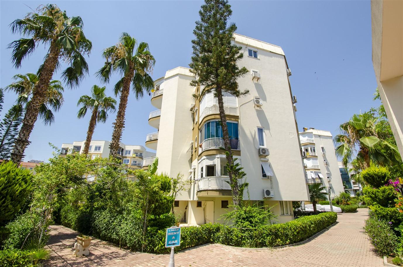 Квартира 1+1 с мебелью в районе Лиман Коньяалты Анталия - Фото 6