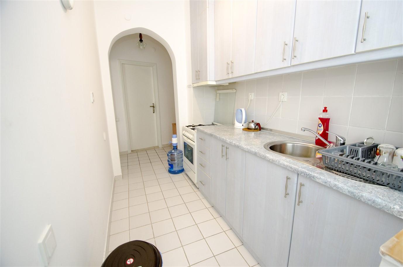 Квартира 1+1 с мебелью в районе Лиман Коньяалты Анталия - Фото 8