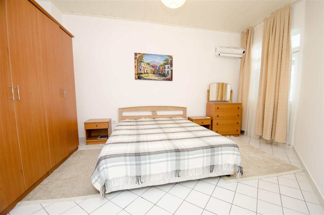 Квартира 1+1 с мебелью в районе Лиман Коньяалты Анталия - Фото 12
