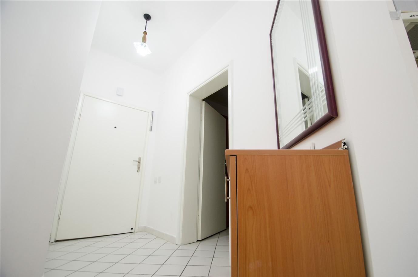 Квартира 1+1 с мебелью в районе Лиман Коньяалты Анталия - Фото 14