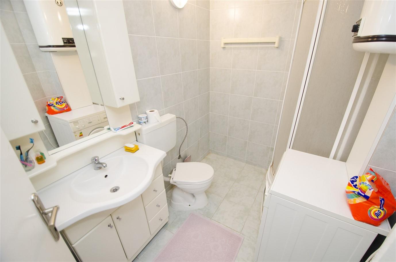Квартира 1+1 с мебелью в районе Лиман Коньяалты Анталия - Фото 15