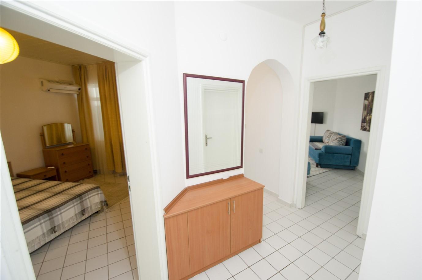 Квартира 1+1 с мебелью в районе Лиман Коньяалты Анталия - Фото 16