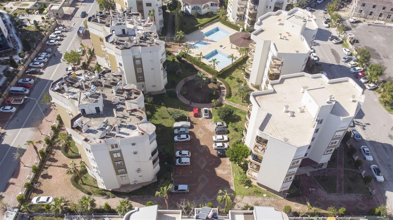 Квартира 1+1 с мебелью в районе Лиман Коньяалты Анталия - Фото 20