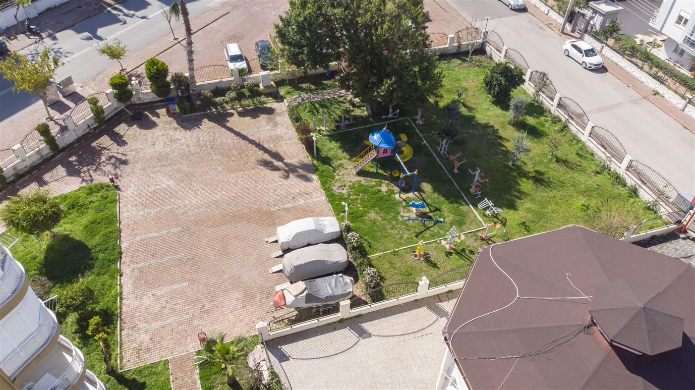 Квартира 1+1 с мебелью в районе Лиман Коньяалты Анталия - Фото 22