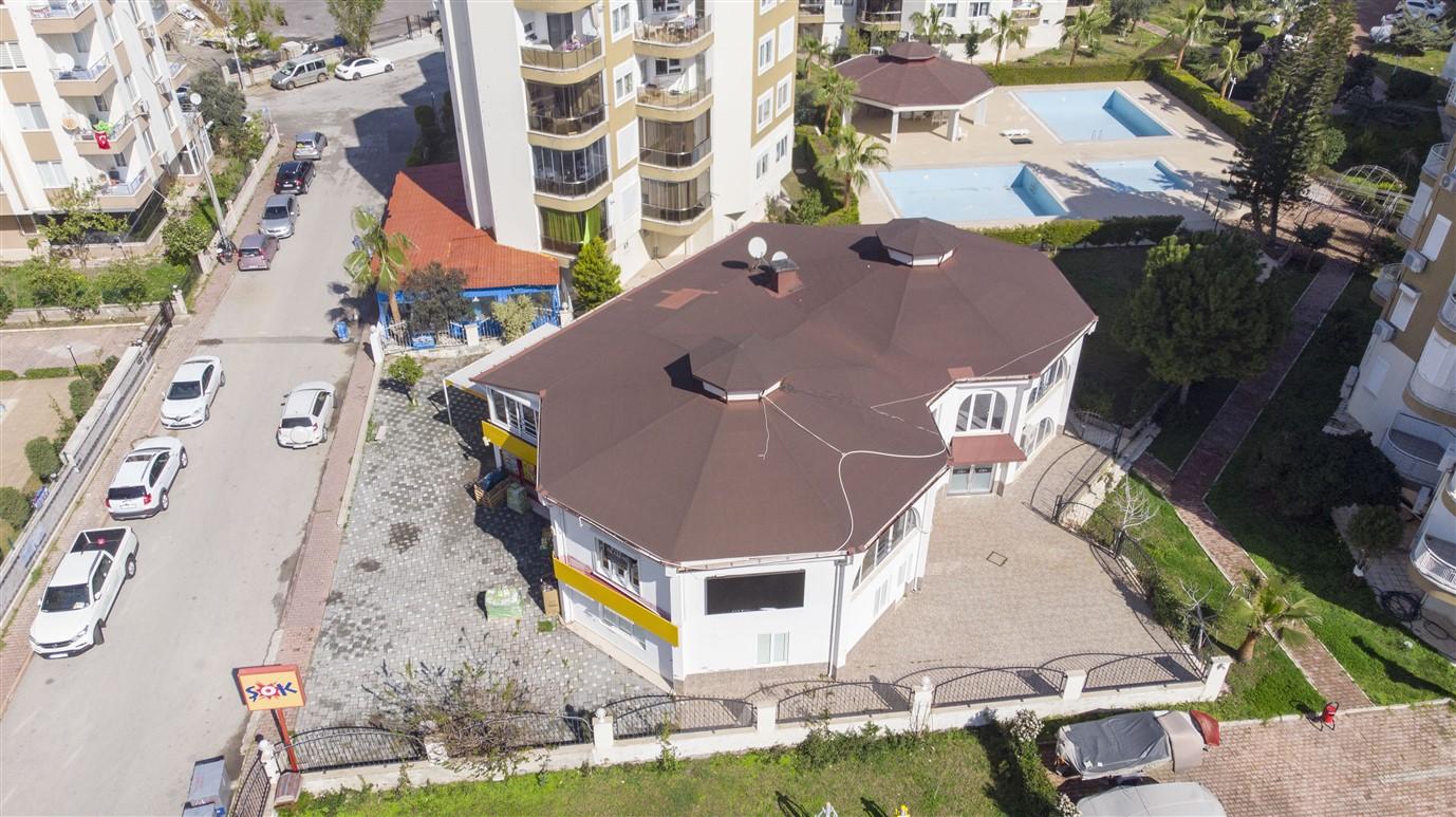 Квартира 1+1 с мебелью в районе Лиман Коньяалты Анталия - Фото 23