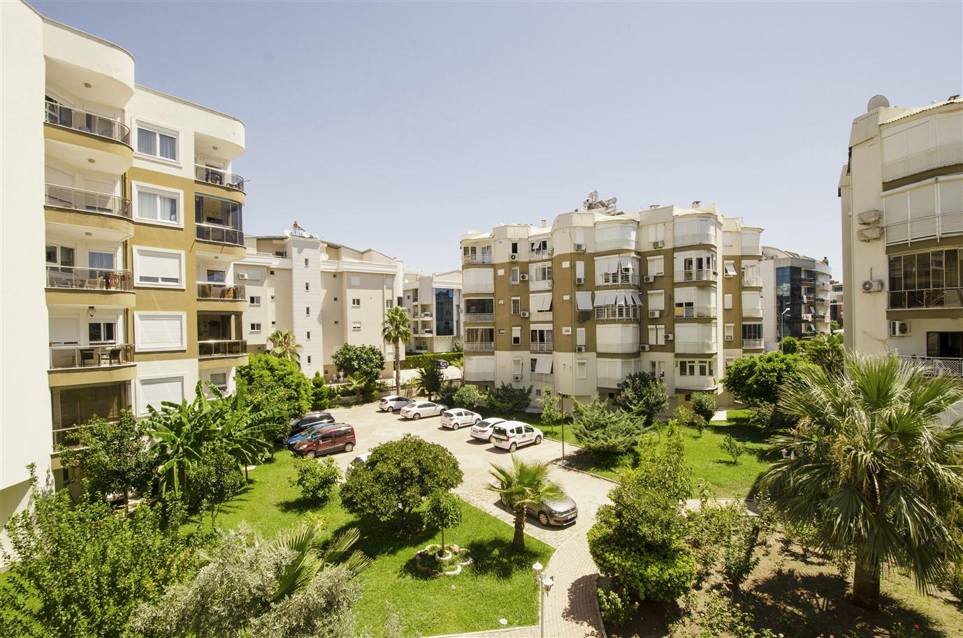 Квартира 1+1 с мебелью в районе Лиман Коньяалты Анталия - Фото 28