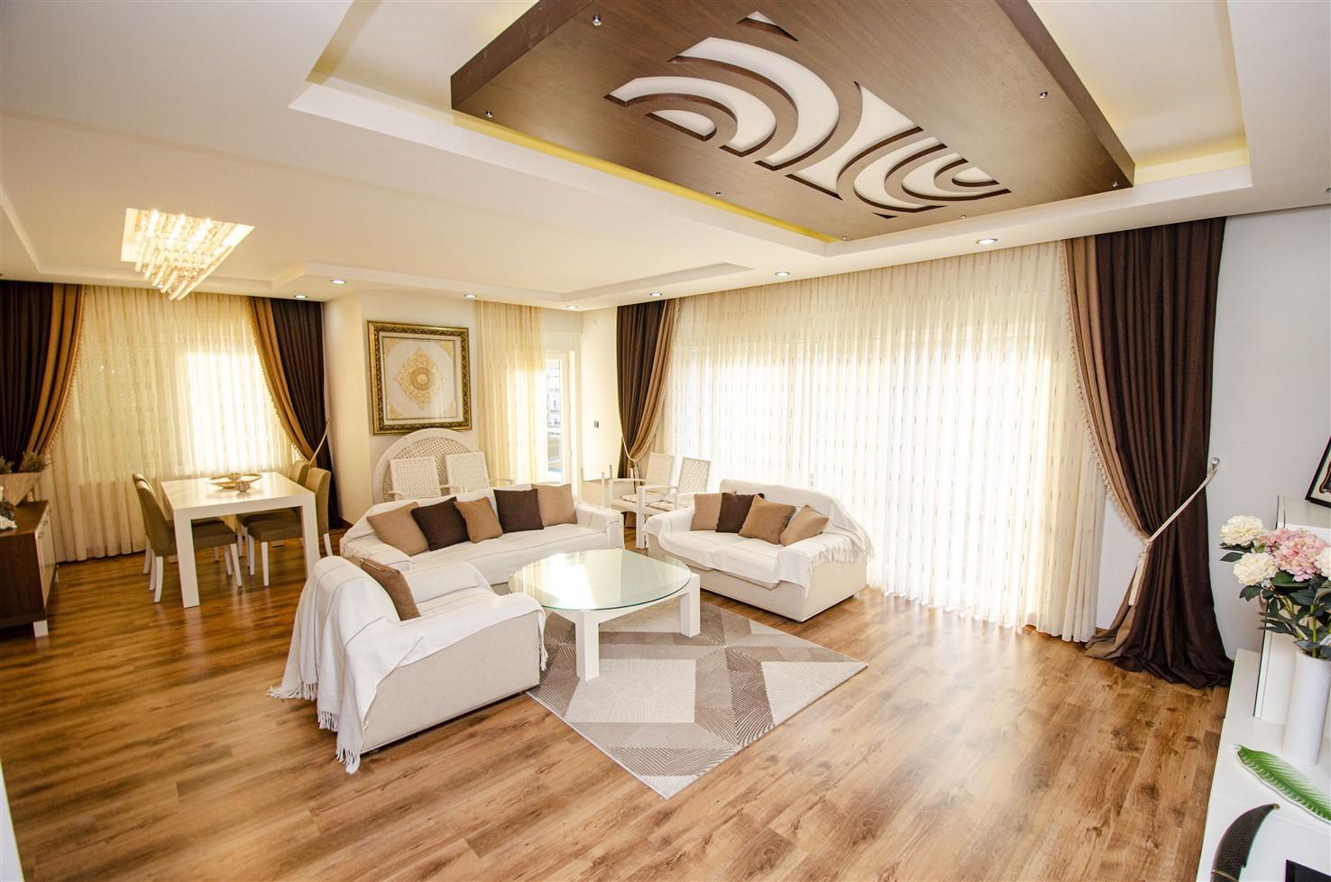 Квартира 3+1 с мебелью в 5 минутах от моря - Фото 30