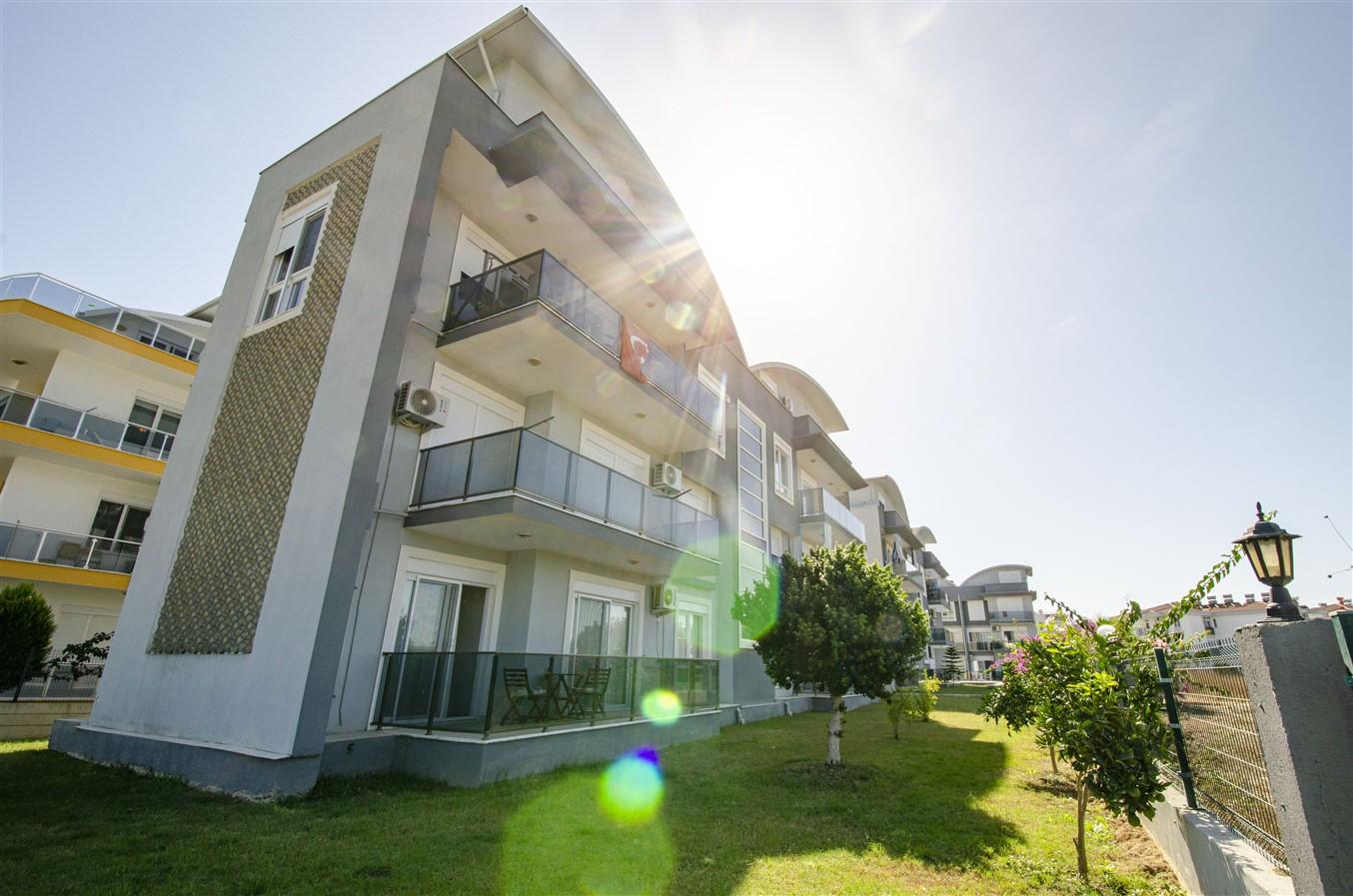 Квартира 2+1 в новом доме в центре Белека Анталия - Фото 20