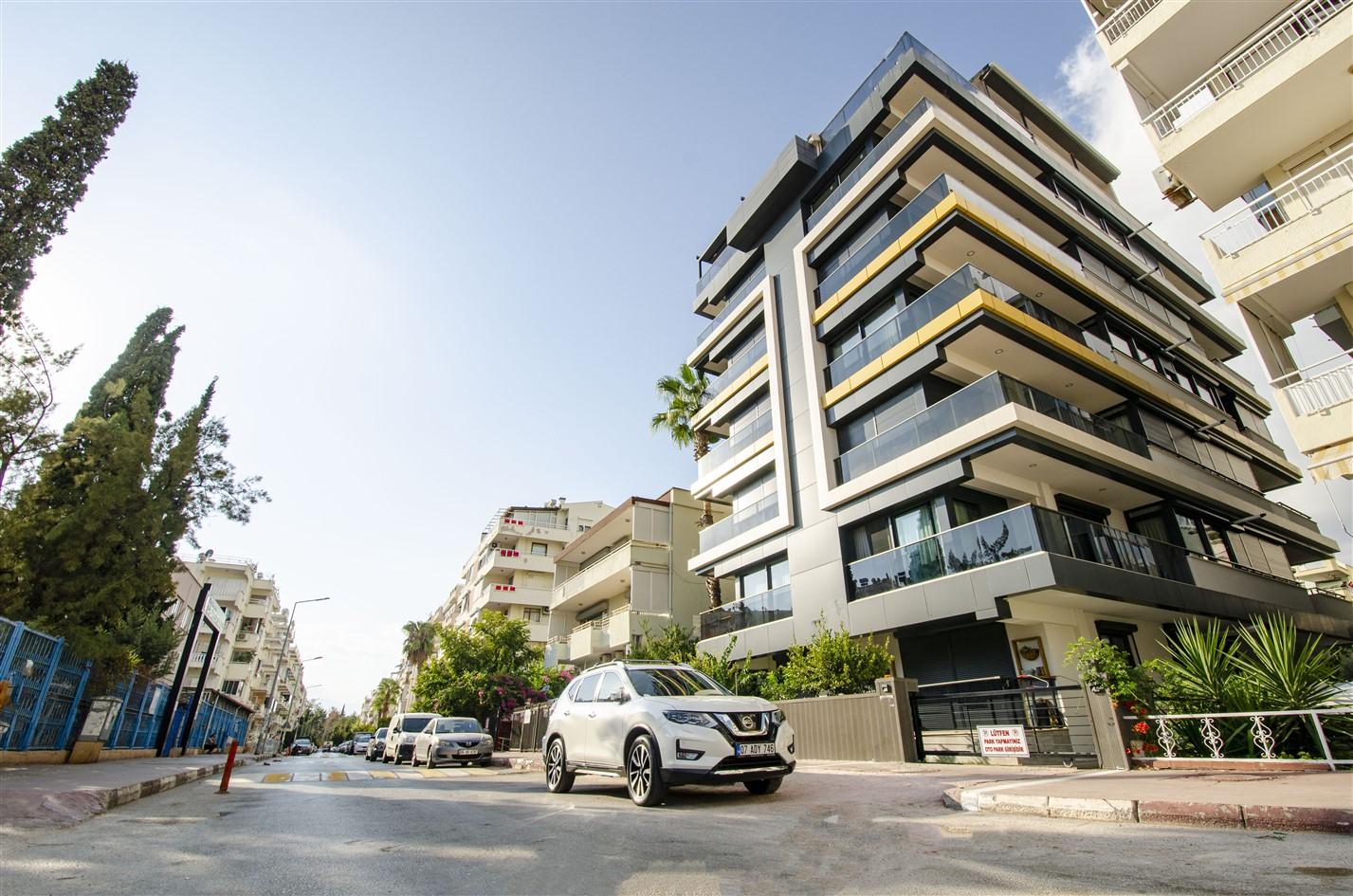 Просторная квартира в центре города Анталии - Фото 4