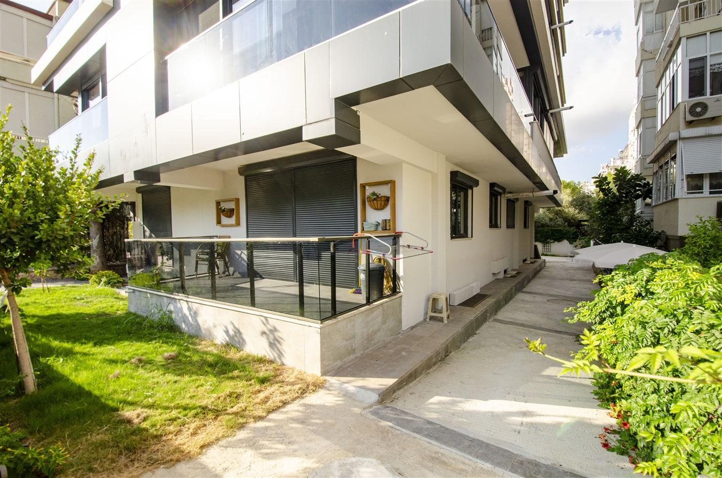 Просторная квартира в центре города Анталии - Фото 7