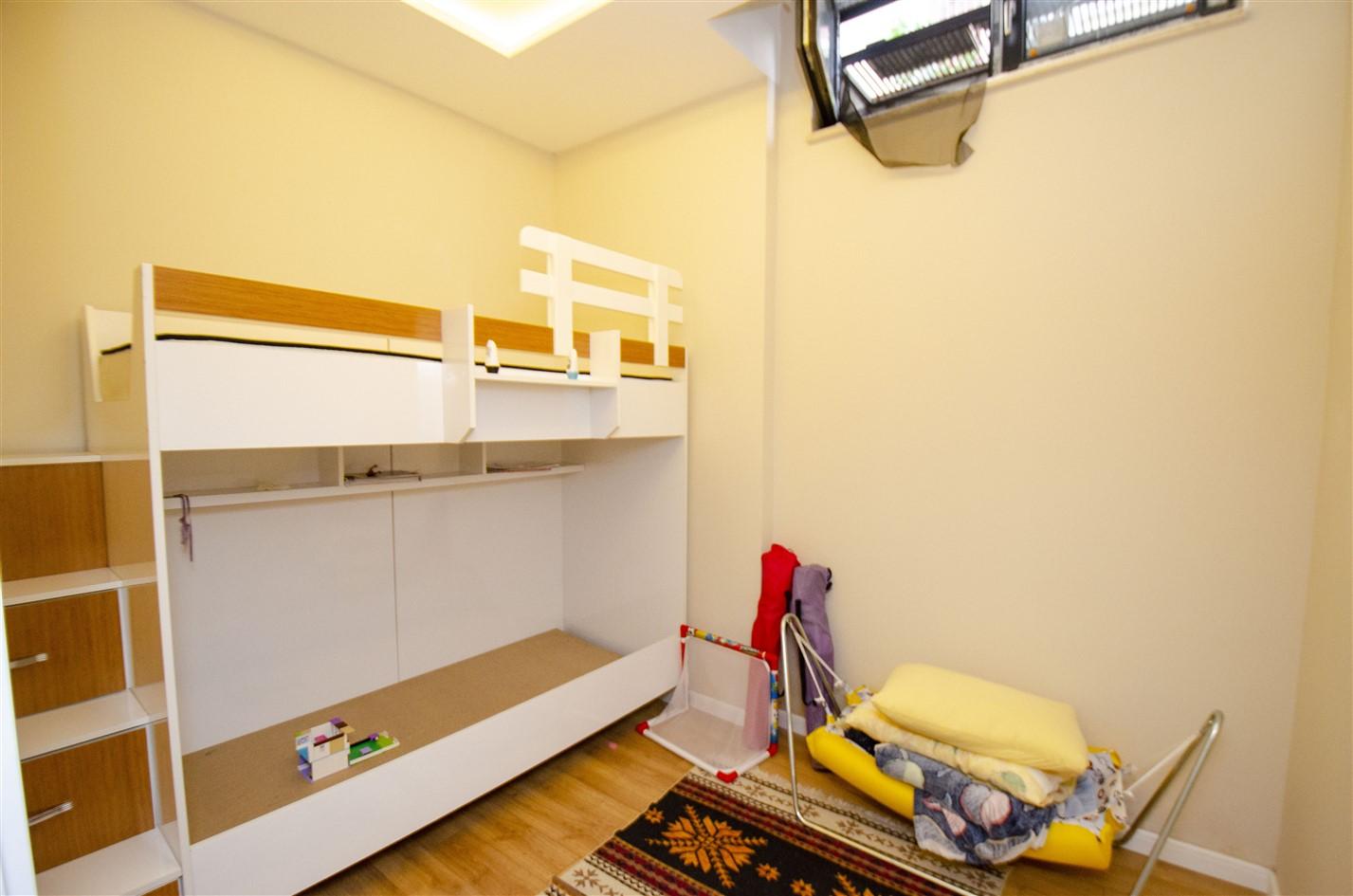 Просторная квартира в центре города Анталии - Фото 25