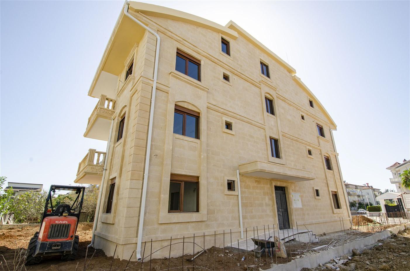 Квартиры 1+1, 2+1 и 3+1 в центре Белека Анталия - Фото 2