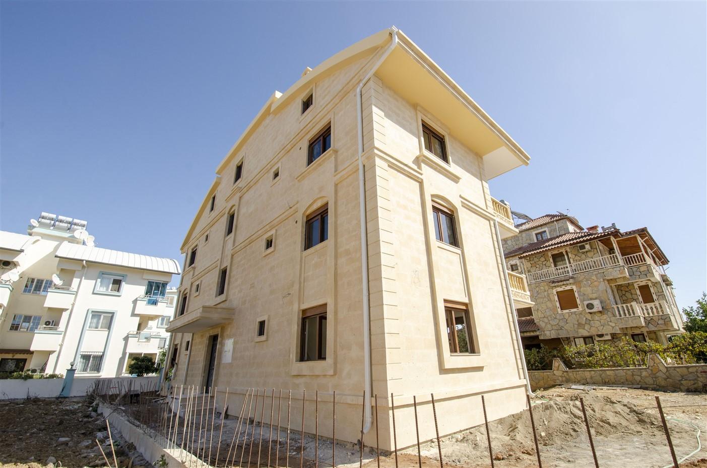 Квартиры 1+1, 2+1 и 3+1 в центре Белека Анталия - Фото 3