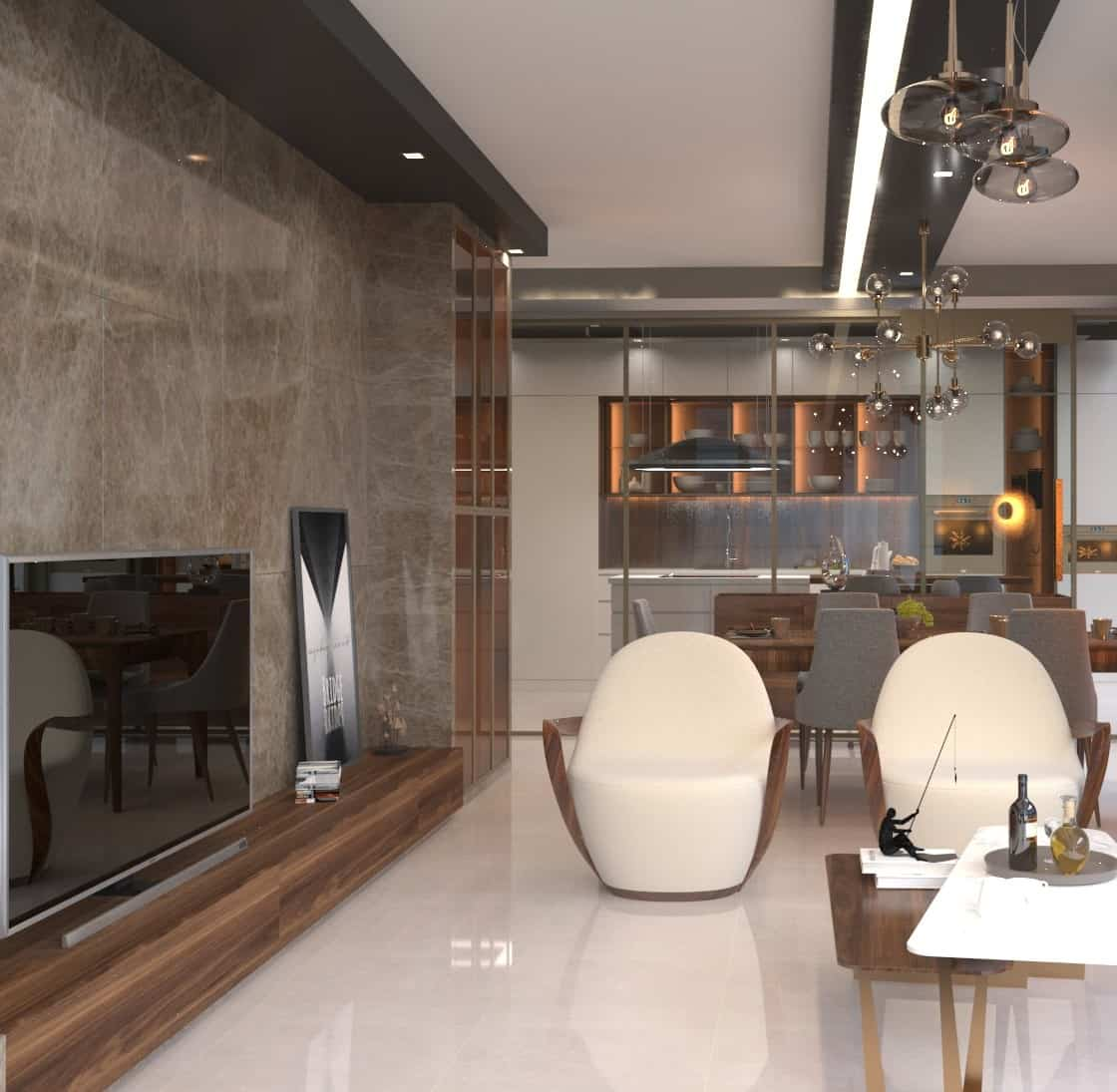 Резиденция класса люкс отельной концепции - Фото 13