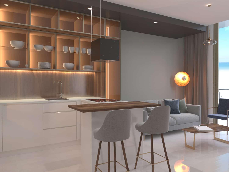 Резиденция класса люкс отельной концепции - Фото 14