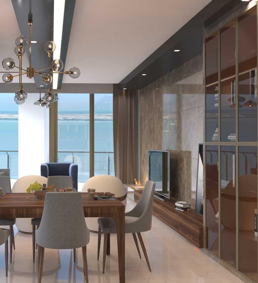 Резиденция класса люкс отельной концепции - Фото 18