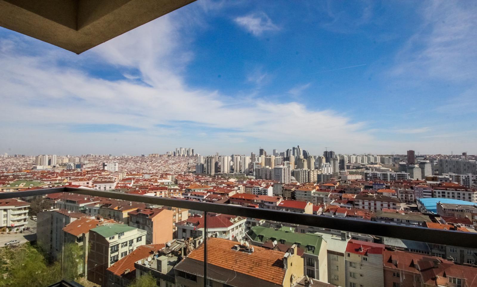 Апартаменты в жилом комплексе Стамбула - Фото 7