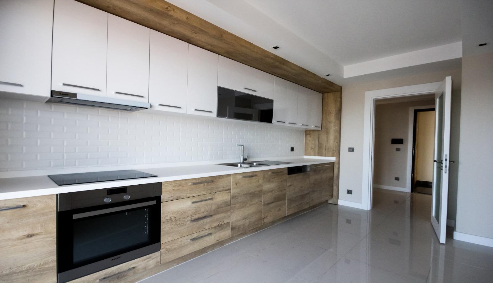 Апартаменты в жилом комплексе Стамбула - Фото 12