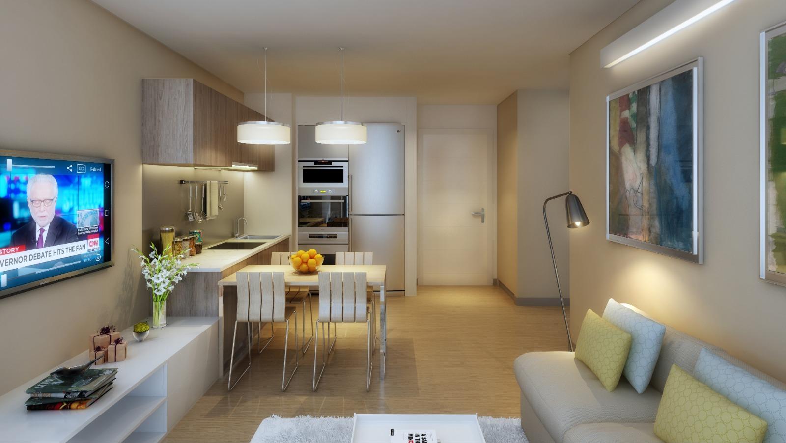 Бизнес-центр с жилыми апартаментами в Атакёе - Фото 18
