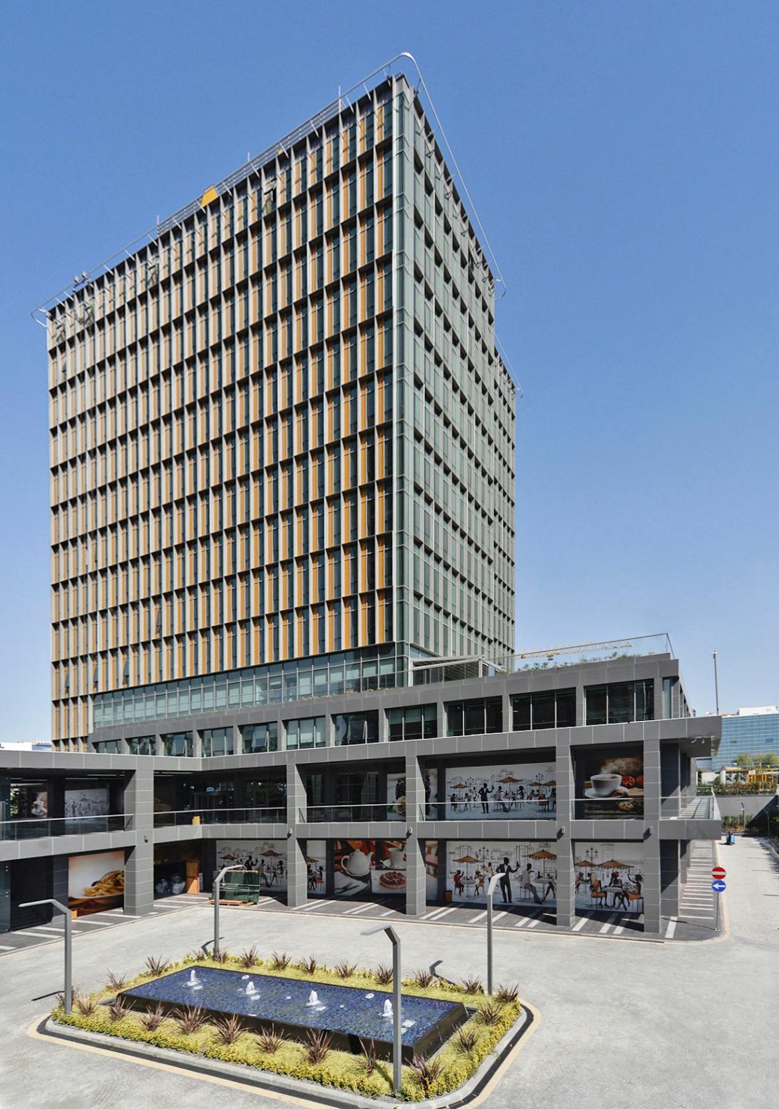 Бизнес-центр с жилыми апартаментами в Атакёе - Фото 21