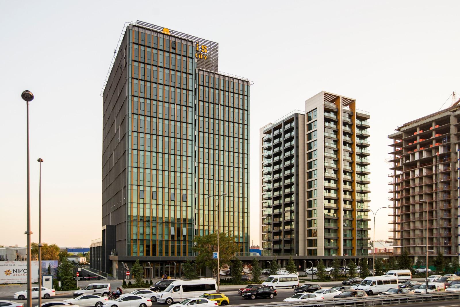 Бизнес-центр с жилыми апартаментами в Атакёе - Фото 22