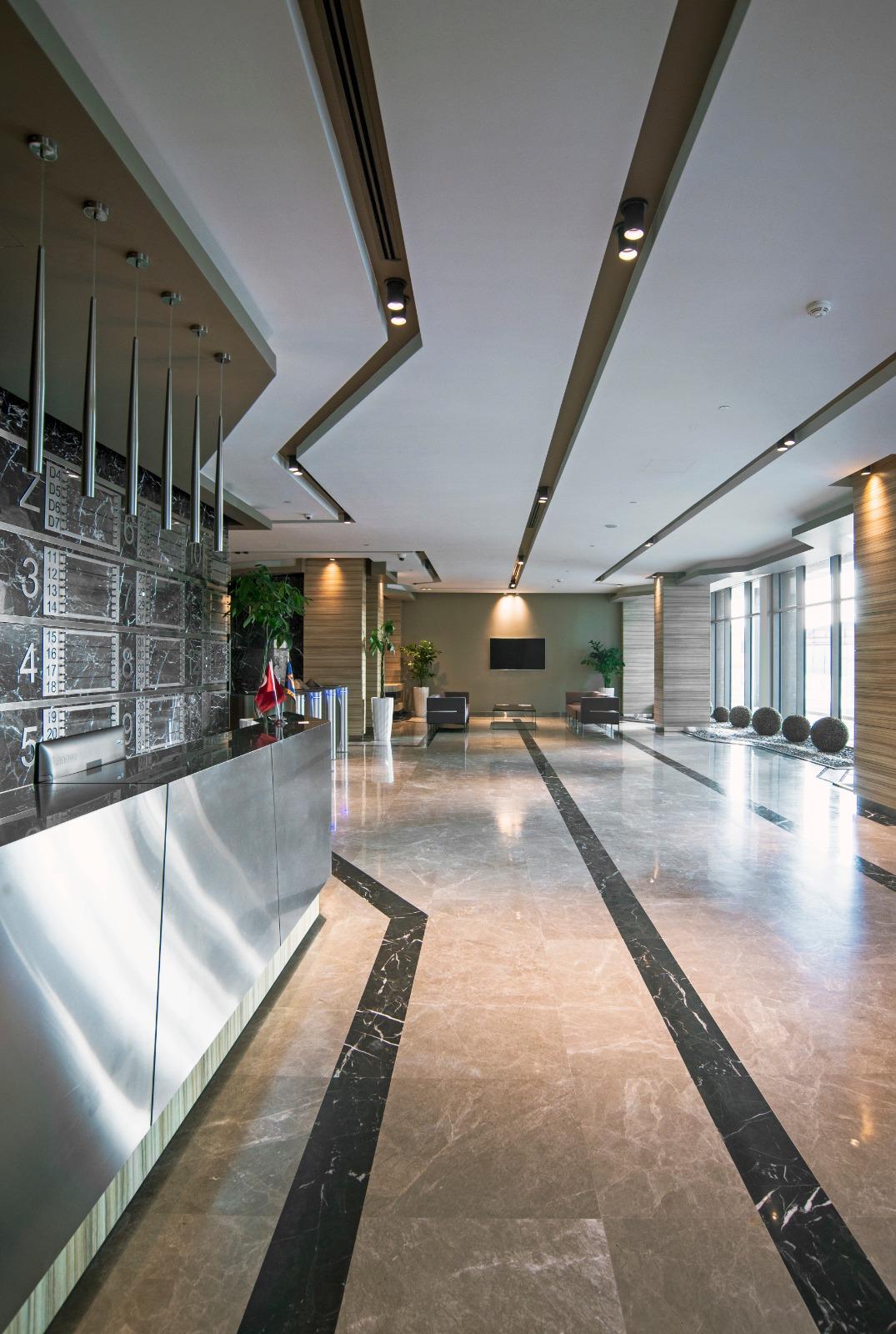 Бизнес-центр с жилыми апартаментами в Атакёе - Фото 23