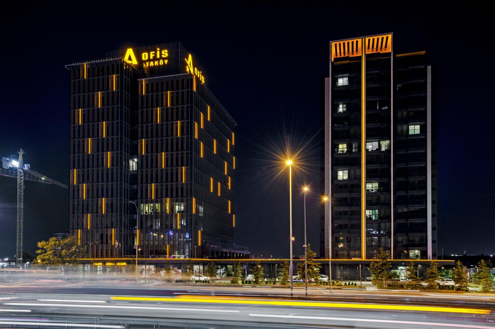 Бизнес-центр с жилыми апартаментами в Атакёе - Фото 24