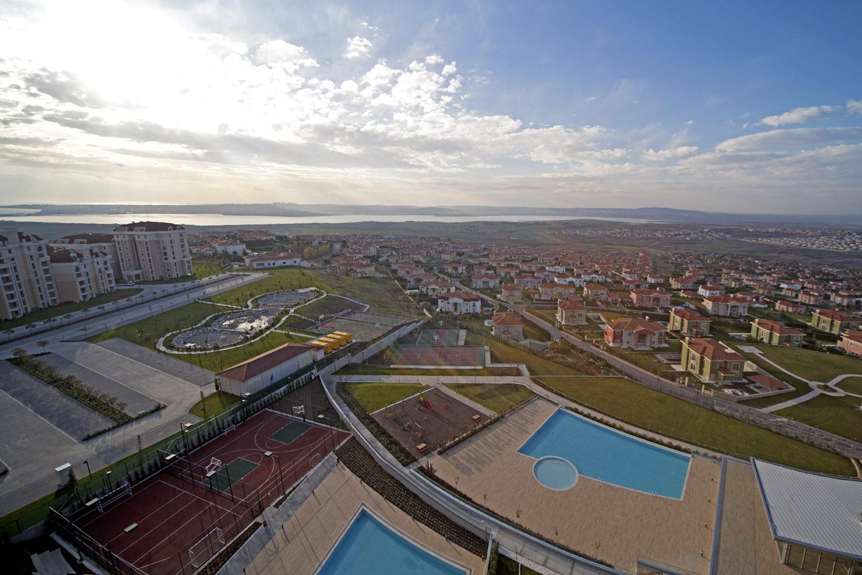 Готовый комплекс с видом на озеро в Стамбуле - Фото 30