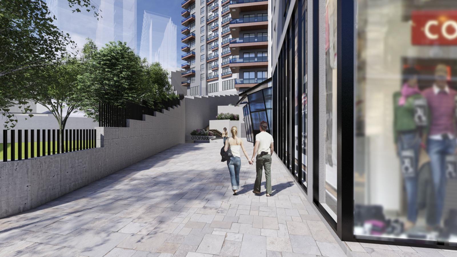 Новый проект на стадии строительства в Стамбуле - Фото 8