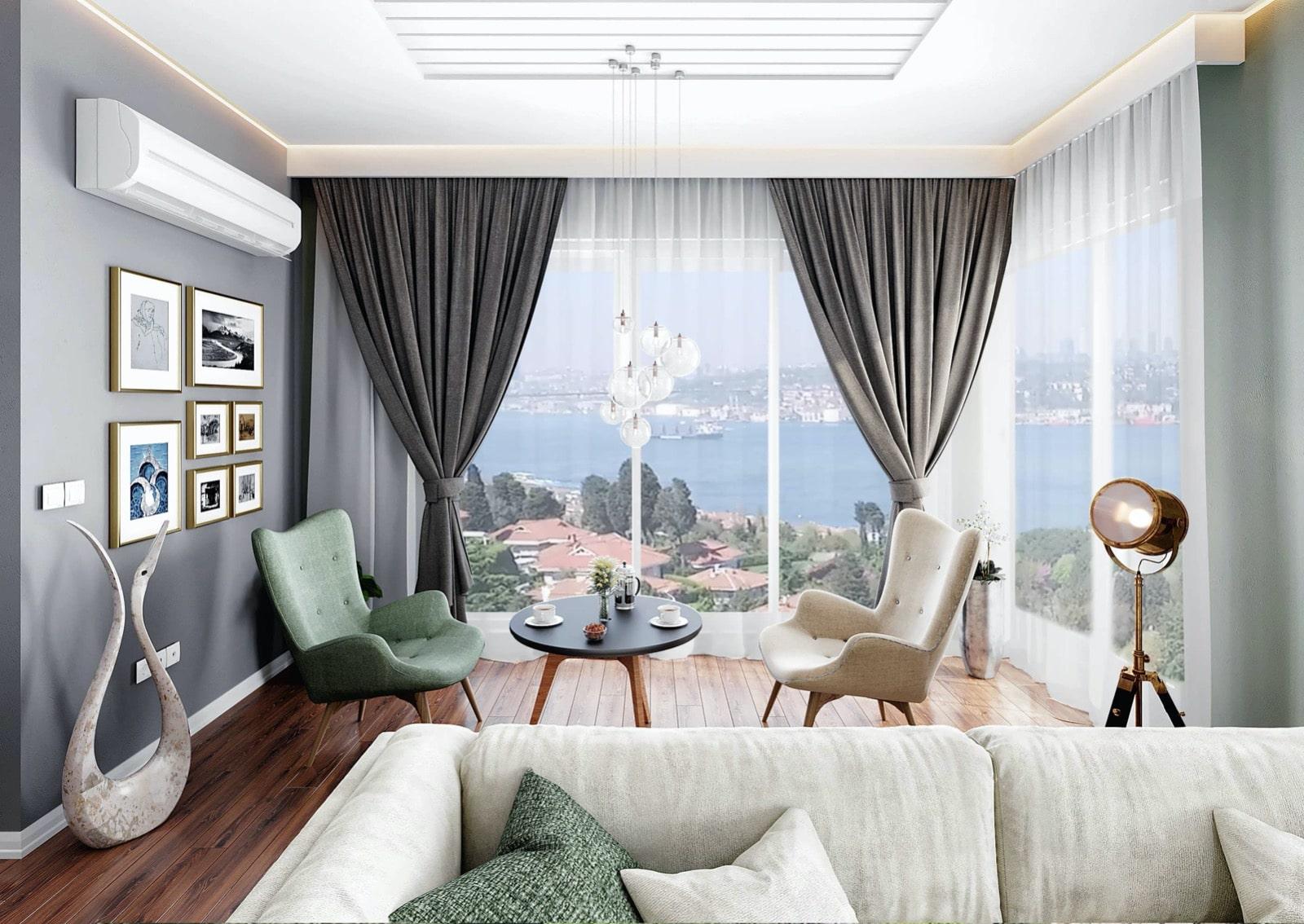 Новый комплекс в районе Ускюдар Стамбул - Фото 25