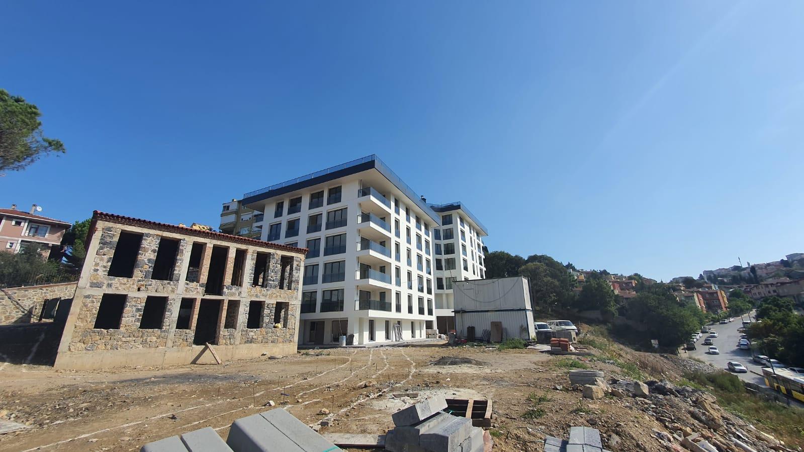 Новый комплекс в районе Ускюдар Стамбул - Фото 30