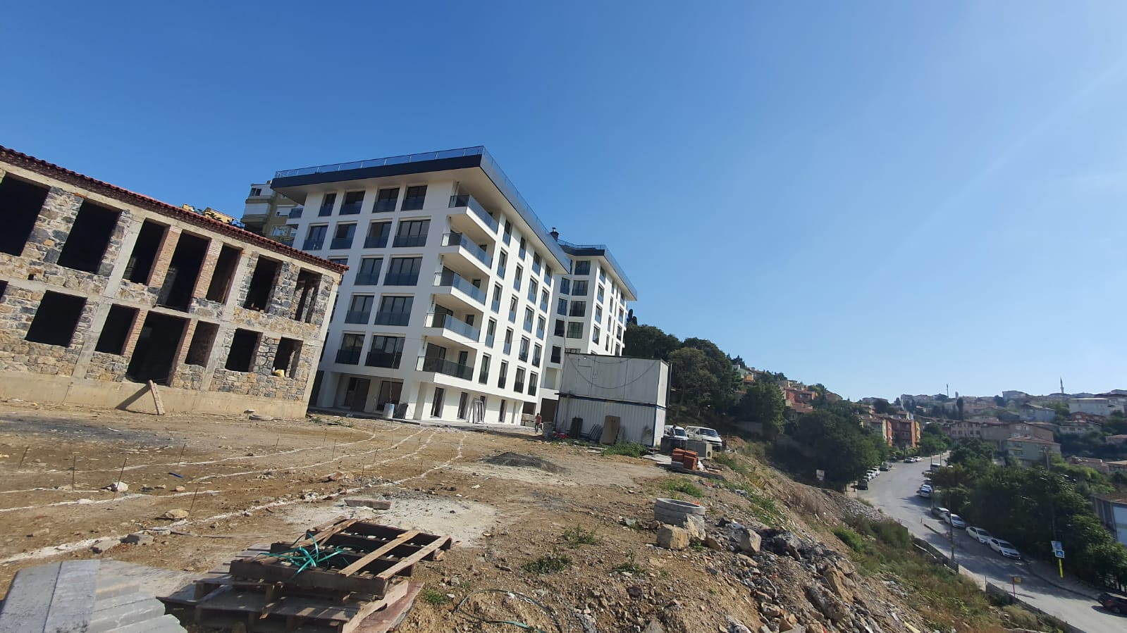 Новый комплекс в районе Ускюдар Стамбул - Фото 33