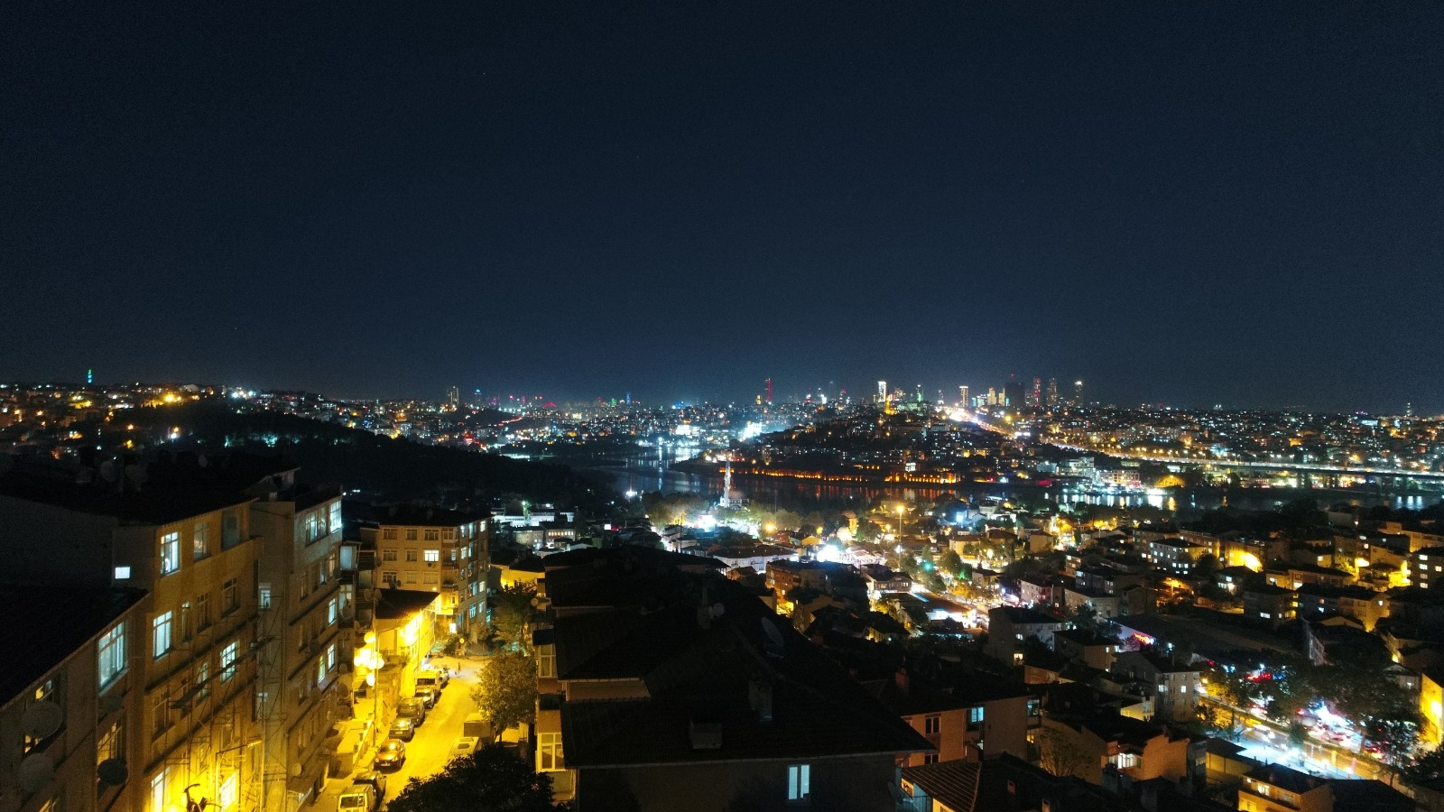 Новый комплекс в районе Эюп Стамбул - Фото 1