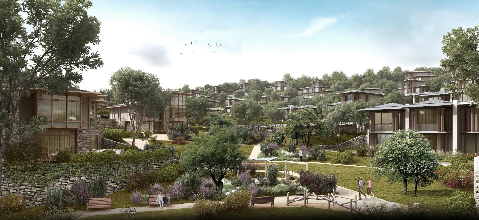 Эксклюзивный проект-комплекс вилл в Бейкоз - Фото 20