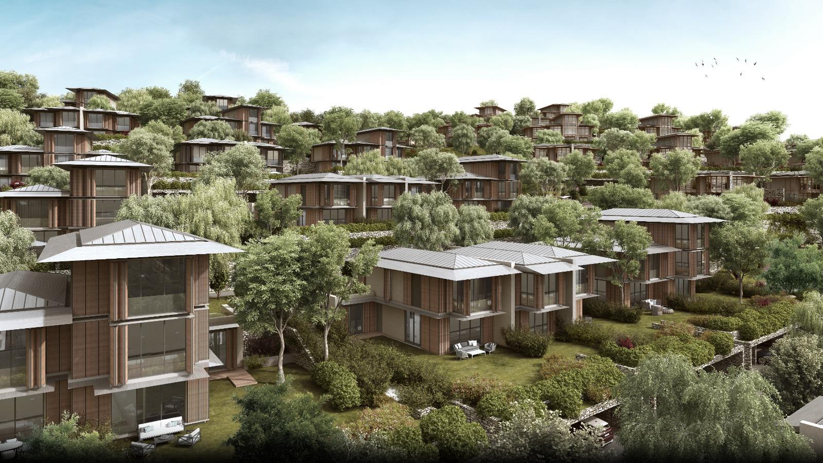 Эксклюзивный проект-комплекс вилл в Бейкоз - Фото 26