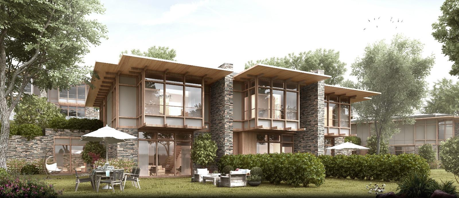 Эксклюзивный проект-комплекс вилл в Бейкоз - Фото 28