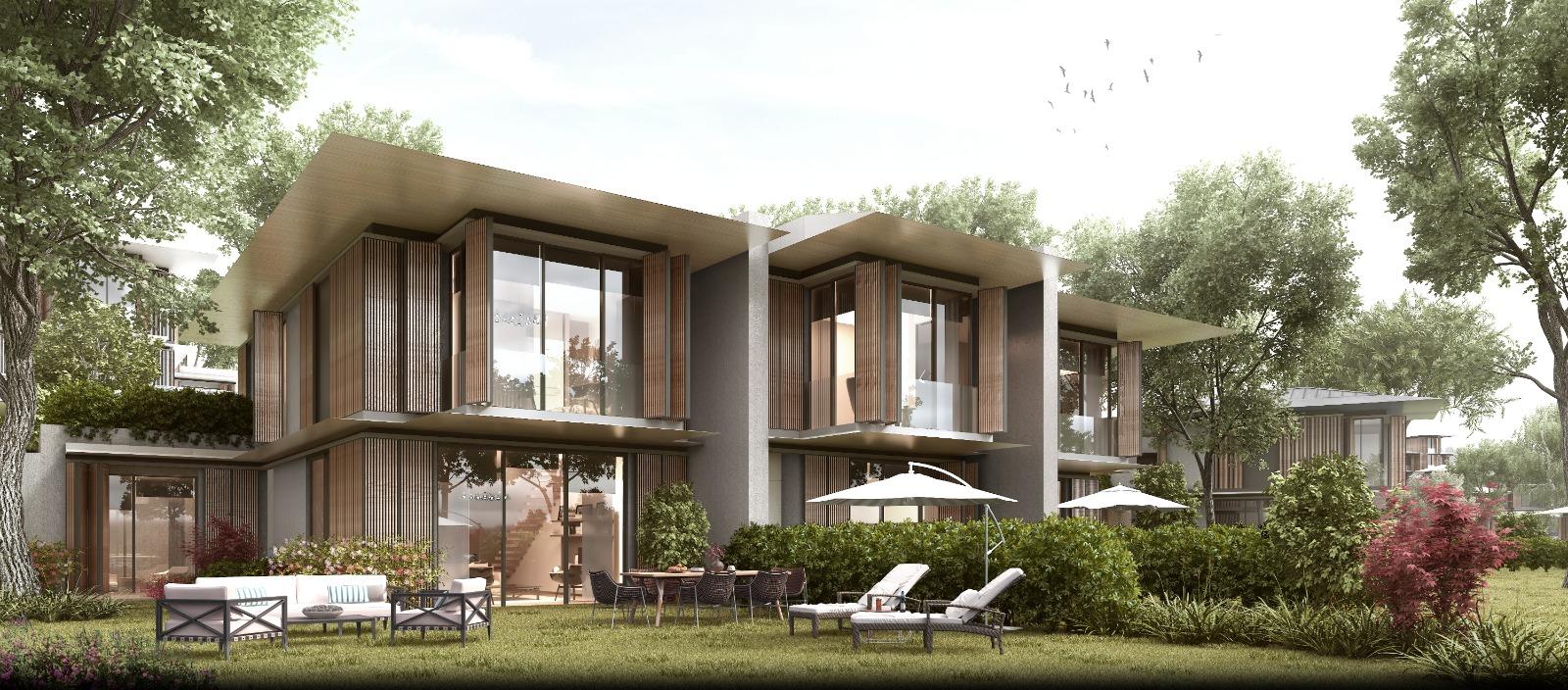 Эксклюзивный проект-комплекс вилл в Бейкоз - Фото 32