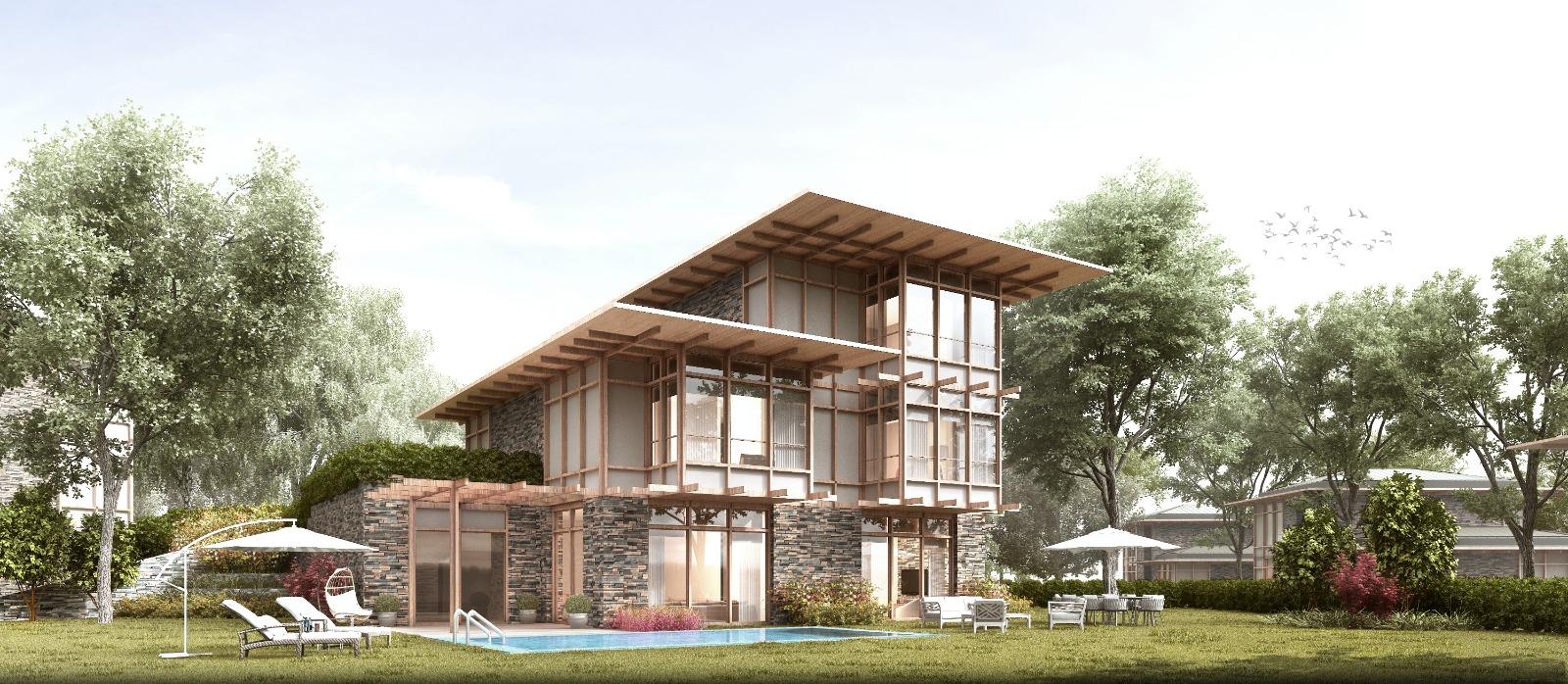 Эксклюзивный проект-комплекс вилл в Бейкоз - Фото 33