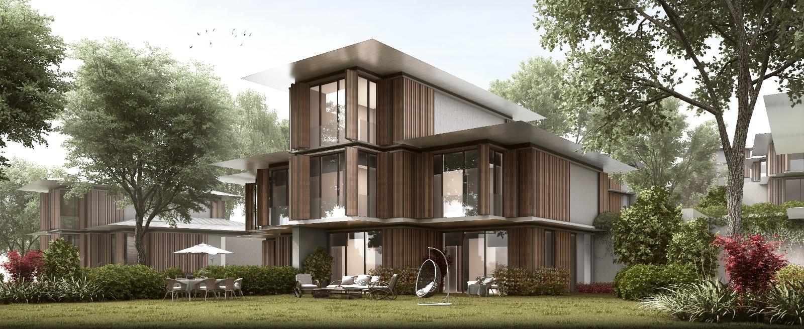 Эксклюзивный проект-комплекс вилл в Бейкоз - Фото 34