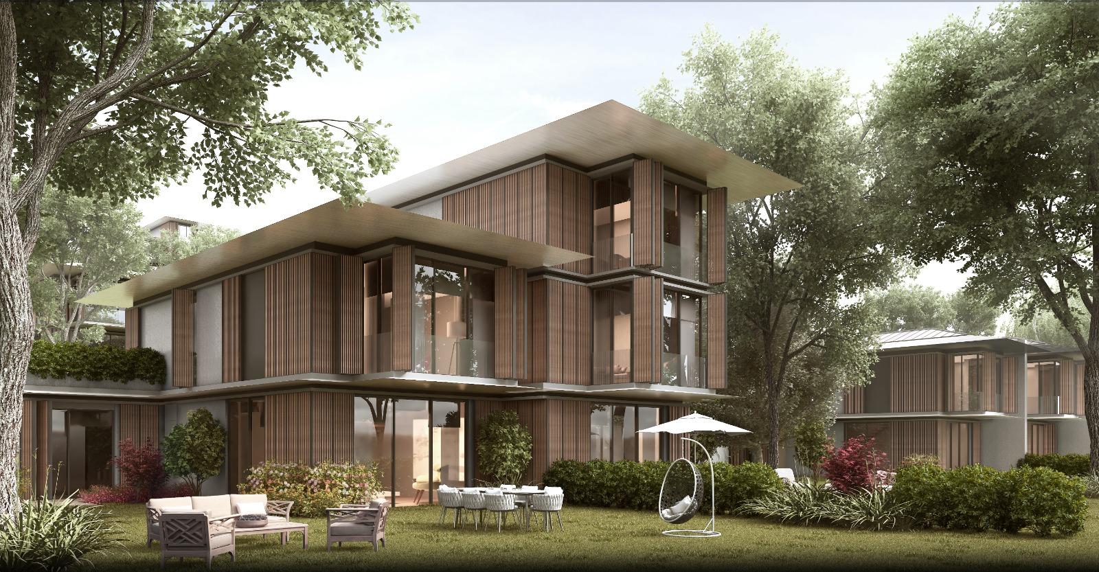 Эксклюзивный проект-комплекс вилл в Бейкоз - Фото 35